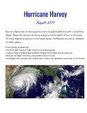 Hurricane Harvey Lab