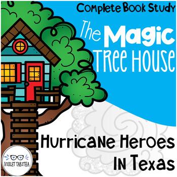 Hurricane Heroes in Texas Magic Tree House Comprehension Unit