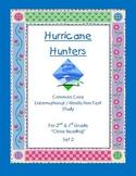 """Hurricane Hunters"" Common Core Informational Nonfiction Close Read grade 2-3"