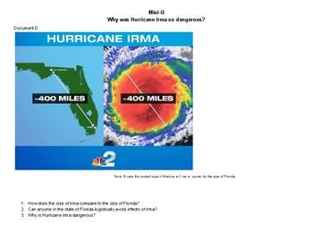 Hurricane Irma DBQ