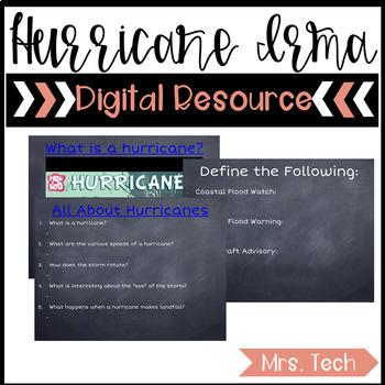 Hurricane Irma - Digital Resource