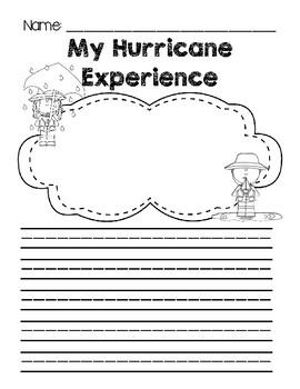 Hurricane Irma FREEBIE