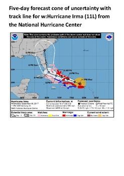 Hurricane Irma Handout