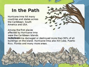 Hurricane Irma PowerPoint Presentation