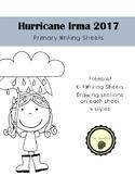 Hurricane Irma Primary Writing