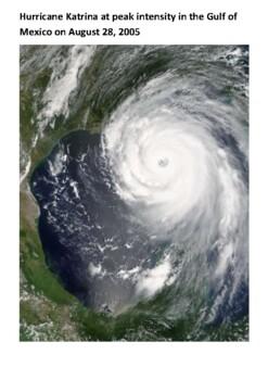 Hurricane Katrina Handout