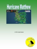 Hurricane Matthew (790L) - Science Informational Text Read