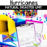 Hurricane Natural Disaster Extreme Weather Unit Bundle wit