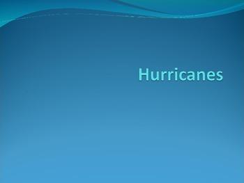 Hurricane Power Point