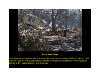Hurricane PowerPoint Presentation