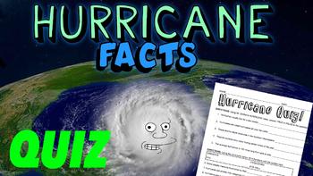 Hurricane Quiz!