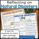 Hurricane Reflection Worksheet