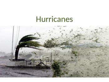 Hurricane Sandy Presentation