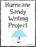 Hurricane Sandy Writing Project