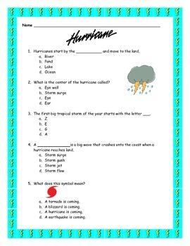 Hurricane Test
