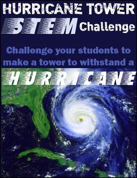 Hurricane Tower STEM Challenge