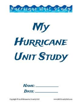 Hurricane Worksheet   Teachers Pay Teachers