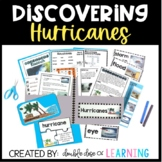 Hurricane Natural Disaster Research Unit with PowerPoint