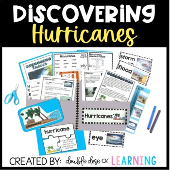 Hurricane Unit with PowerPoint