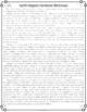 Hurricane Wind Scale: Saffir Simpson Differentiated Nonfiction Reading Passages