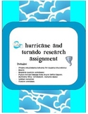 Hurricane and Tornado Report