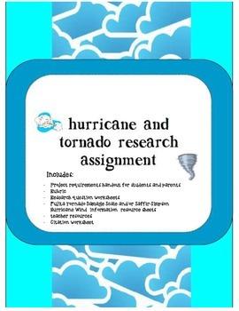 Hurricane and Tornado Report