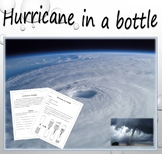 Hurricane in a Bottle Experiment