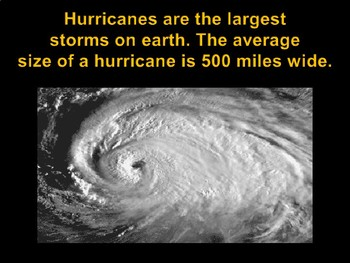 Hurricanes (animations)