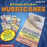 Hurricanes: A Flip Book Foldable of Natural Disasters
