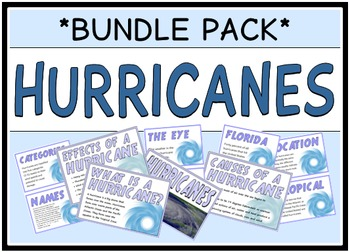 Hurricanes (BUNDLE PACK)