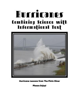 Hurricanes Combining Science and Informational Text