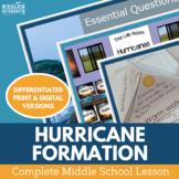 Hurricanes Complete 5E Lesson Plan