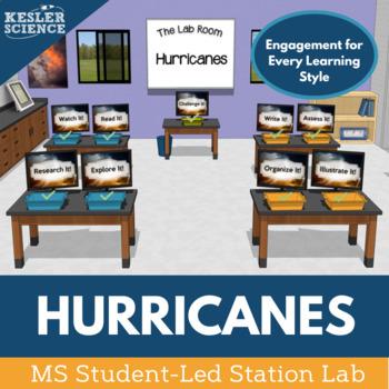 Hurricanes Student-Led Station Lab