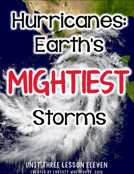 Hurricanes: Earth's Mightiest Storms {Textbook Companion}