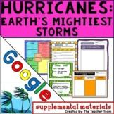 Hurricanes: Earth's Mightiest Storms Journeys 4th Grade Google Digital Resource