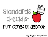 Hurricanes Guidebook Standard Tracking