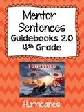 Hurricanes- Mentor Sentences- Guidebooks 2.0