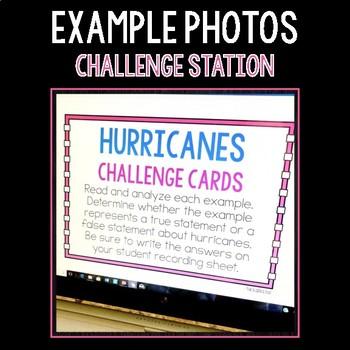 Hurricanes - S.C.I.E.N.C.E. Stations