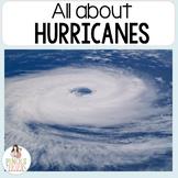 Hurricanes - STEM Activity, Experiments, Demonstrations, Nonfiction Text & More!