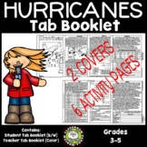 Hurricanes Tab Booklet