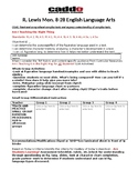 Hurricanes Unit Lesson 6 from Guidbooks 2.0