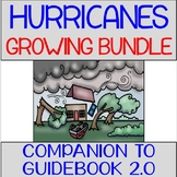 Hurricanes Unit - Supplement to Guidebook 2.0 - **BUNDLE**