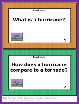 Hurricanes: Do Tornadoes Really Twist?