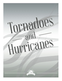 Hurricanes and Tornadoes Book Project {Editable}