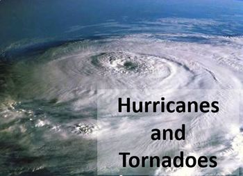 Hurricanes and Tornadoes Mini-Bundle