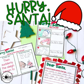 Hurry Santa Lesson Plans and Activities