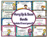 Hurry Up & Scoot Game Bundle!