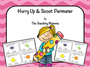 Hurry Up & Scoot Game: Perimeter