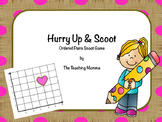 Hurry Up & Scoot: Ordered Pairs Scoot Game