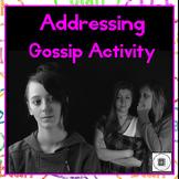 Hurtful Words Gossip Lesson